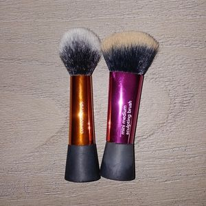 Real techniques travel size brushes
